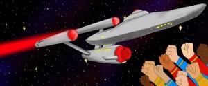 Socialism in space