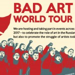 Bad Art World Tour -Dates
