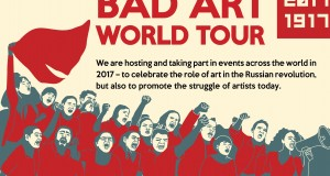 Tour Mundial de Bad Art – fechas