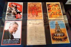Russian revolutionary art at the Skipton Bad Art exhibition 2017