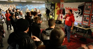 Rap und Graffiti Action in Kassel – #BadArtWorldTour