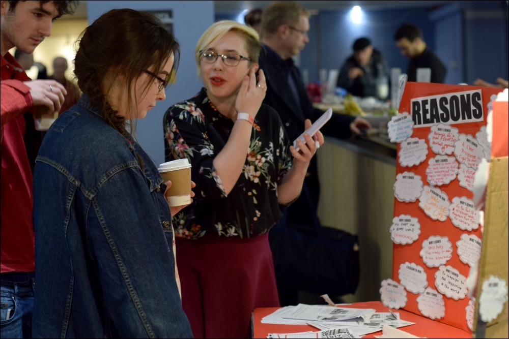 Thousands of trade unionists, young people and working-class campaigners attend the annual Socialism event in London - photo by Mary Finch